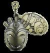 Professor Layton und die Maske der Wunder Metallanhänger