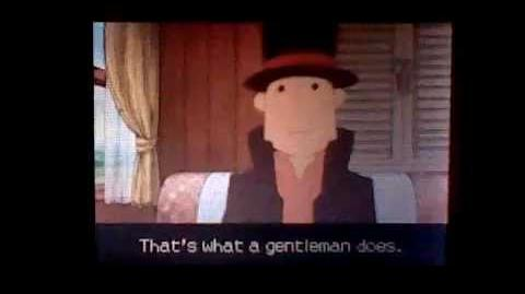 Professor Layton and Pandora's Box the Diabolical Box - Cutscene 23 (UK Version)