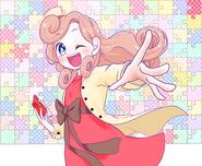 LMDA Manga Artwork