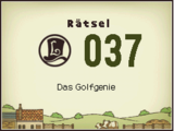 Das Golfgenie