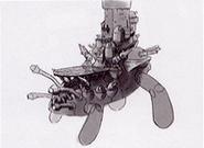 Mobile Stahlfestung Konzept 2