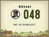 Wer ist Anderson?