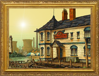 Thames Arms frame