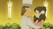 Layton Kyoju to Kiseki no Kamen Plus 10