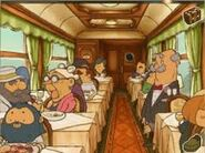 Molentary Dining Car