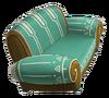 Nr.8 Antikes Sofa