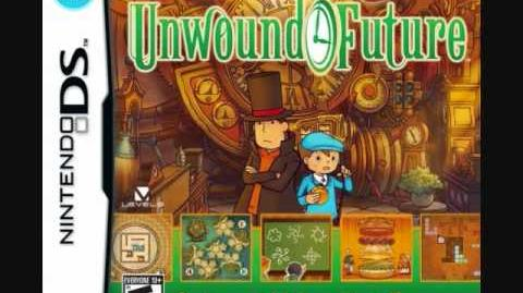 07 - More London Streets Professor Layton and the Unwound Future Soundtrack