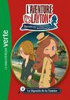 L'aventure Layton Tome 2 - La légende de la Tamise