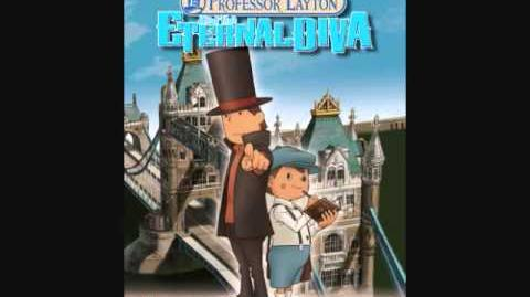 46 - Song of the Sun Professor Layton and the Eternal Diva Soundtrack