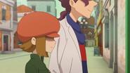 Alfendi and Lucy Anime Cameo