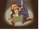 Inspektor Gilbert Barton