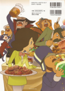 Layton Fanbook Back