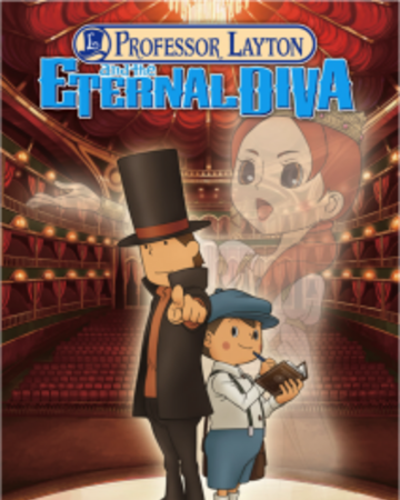 Professor Layton And The Eternal Diva Professor Layton Wiki Fandom