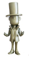 Layton Furu-Furu Figur Gold