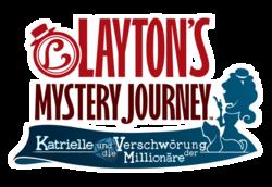 Layton's Mystery Journey Logo
