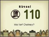 Wie lief Chelmey?