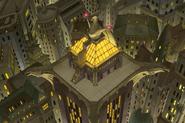 Obsidianturm Spitze