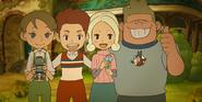 Die Vier aus Stansbury