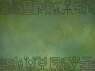 Aslant 5Titelbildschirm Inschrift