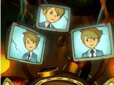 Clive on screen