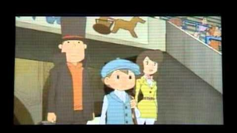 Layton Kyouju to Kiseki no Kamen - Video 18