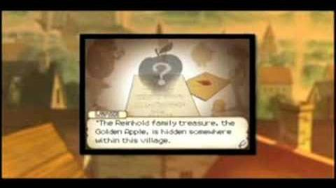 Professor Layton and the Curious Village DS - Official Trailer
