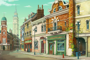 Lady Layton London 1