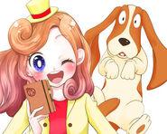 LMDA Manga Artwork 2