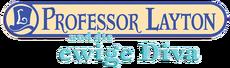 Professor Layton und die ewige Diva Logo