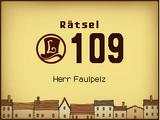 Herr Faulpelz