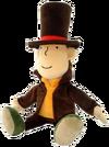 Professor Layton-Plüschfigur