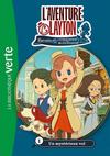 L'aventure Layton Tome 1 - Un mystérieux vol