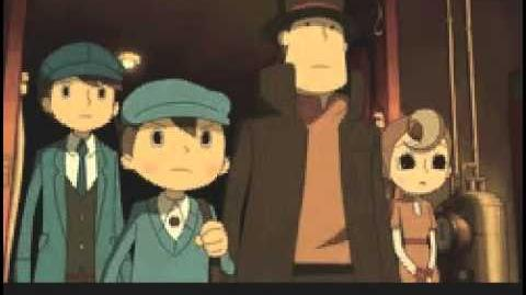 US Professor Layton and the Unwound Future - Scene 15 37