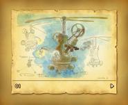 Don Paolos Flugmaschine Konzept