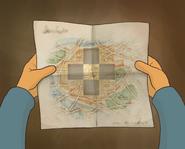 Schraders Stadtplan
