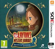 Mystery Journey Boxart UK