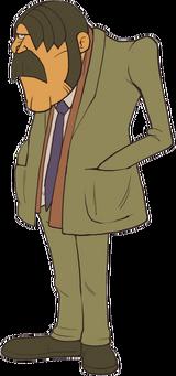 Inspector Chelmey