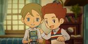 Henry und Randall Kindheit