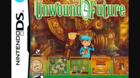 02 - The Unwound Future Professor Layton and the Unwound Future Soundtrack