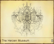 Herzen Museum Konzept