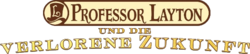 Professor Layton und die verlorene Zukunft Logo