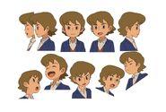 Luke Triton Anime Concept