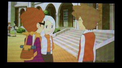 Professor Layton and the Miracle Mask Cutscene 7 (US Version)