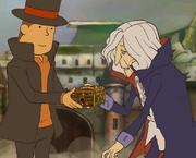 Layton and old Anton GP DB