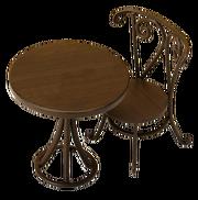 Layton-Revoltech-Tisch-und-Stuhl
