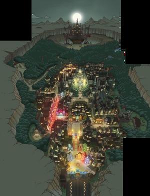Folsense Karte