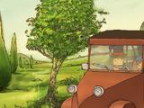 The Laytonmobile