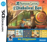 Diabolical Box Boxart