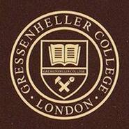 Gressenheller University Logo