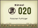 Falscher Fuffziger